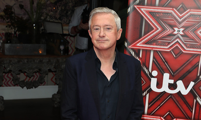 Louis Walsh reveals why he'll never be on Twitter
