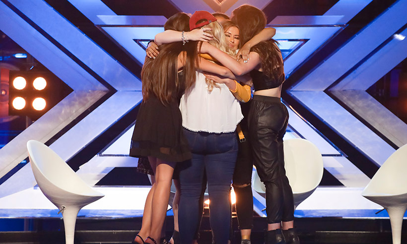 X Factor 2016: The first 12 through to judge's house after tricky Six-Chair Challenge