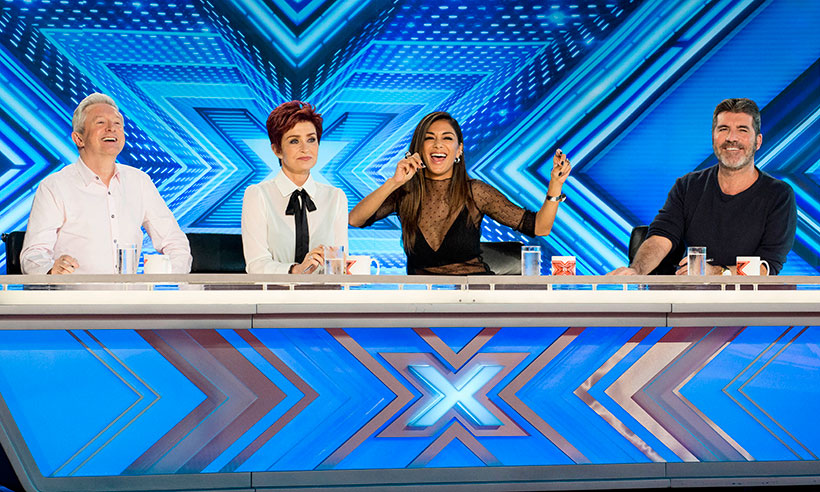 X Factor judges reveal their wildcards - Honey G, Samantha Lavery, Ryan Lawrie, Saara Aalto and Yes Lad