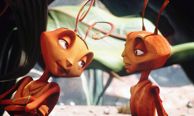 Sarah Jessica Parker Fired From Movie Antz