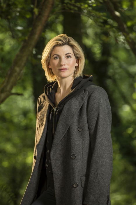 doctor who jodie whittaker makes history as first ever