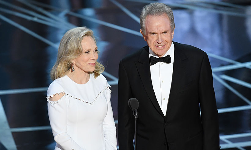 Warren Beatty and Faye Dunaway to present Best Picture at ...