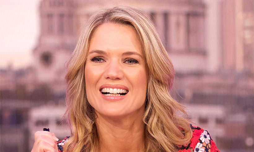 Good Morning Britain host Charlotte Hawkins reveals the one time she cried at work