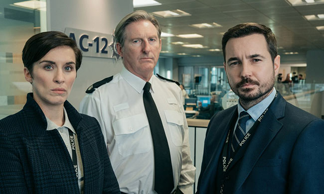 line of duty jed