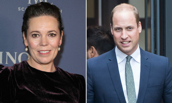 olivia-colman-prince-william