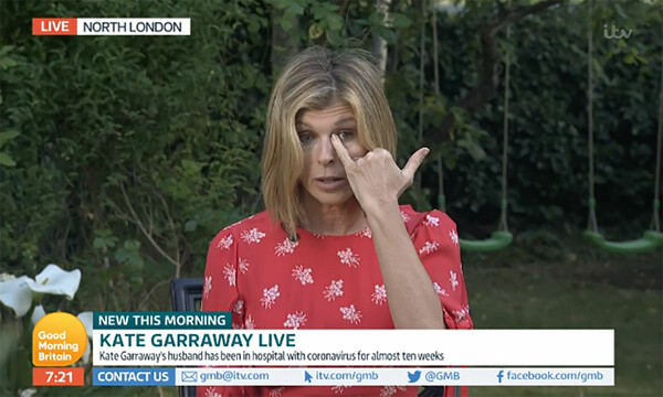 kate garraway interview - photo #1