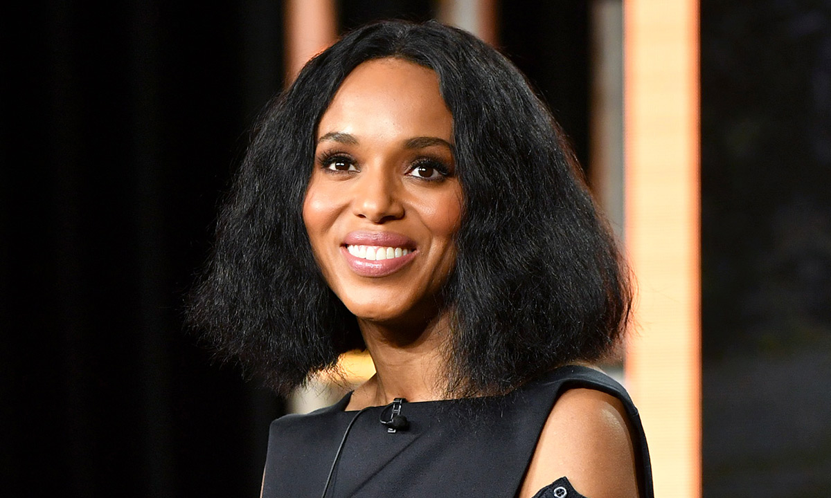 kerry-washington-black-dress