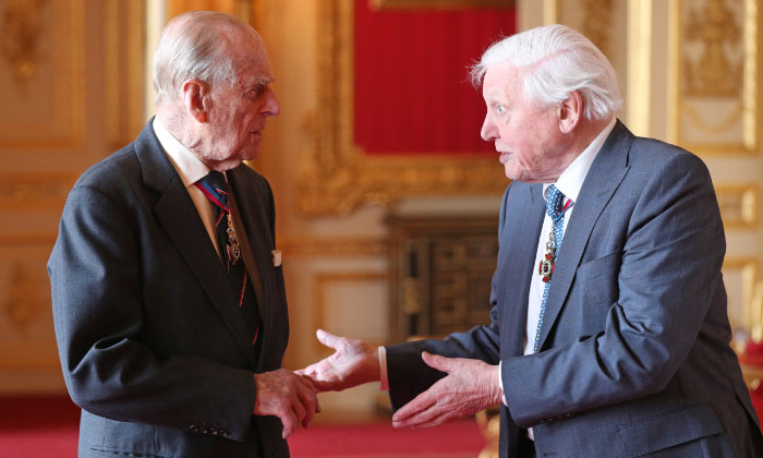 David Attenborough pays tribute to 'extraordinary' friend as Prince Philip is laid to rest