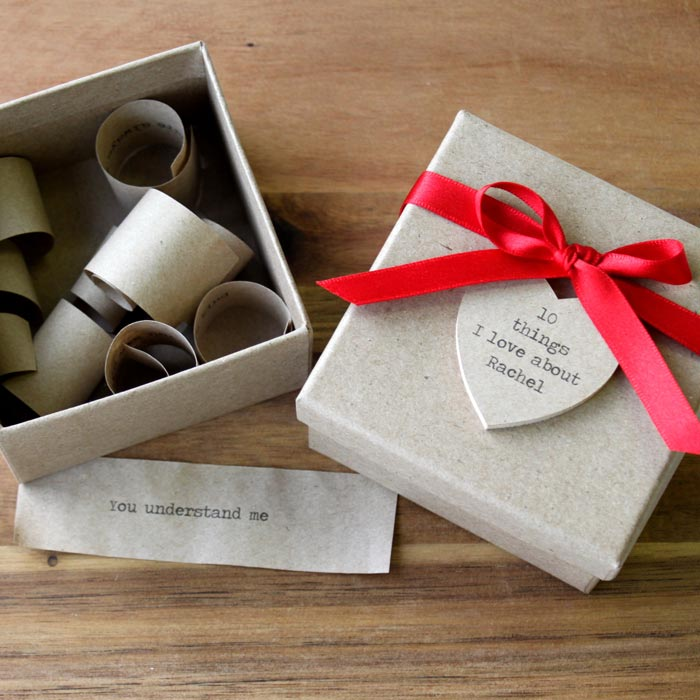 100 diy valentine gifts for him ignite passion with a