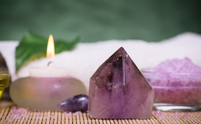 What Are Healing Crystals 2018 S Biggest Beauty And Wellness Trend