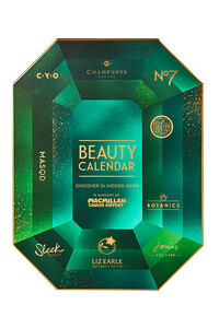 The Beauty Calendar in support of Macmillian Cancer Support 2019
