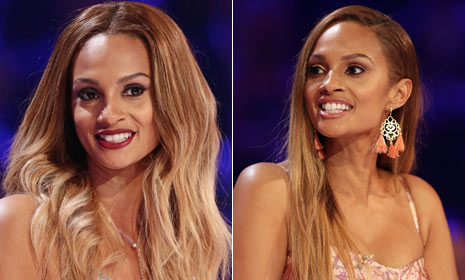 The secret behind BGT judge Alesha Dixon's luscious locks