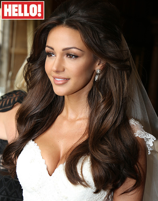Michelle Keegan Wedding | Best Hair Style