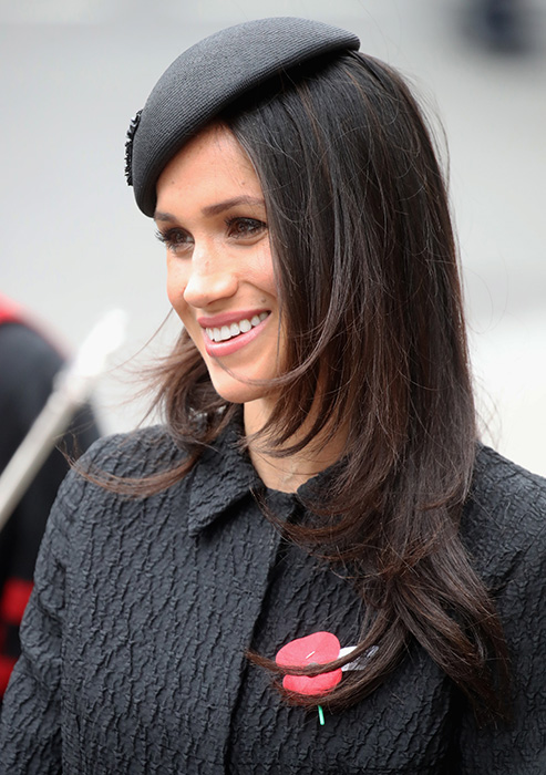 meghan-markle-classic-loose-hairstyle