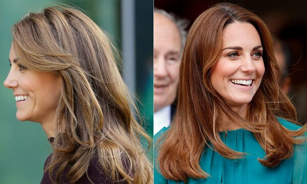 kate-middleton-blonde-highlights-transformation