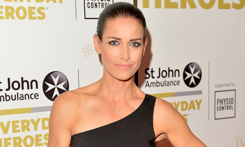 Exclusive: Kirsty Gallacher shares her secret to staying in shape