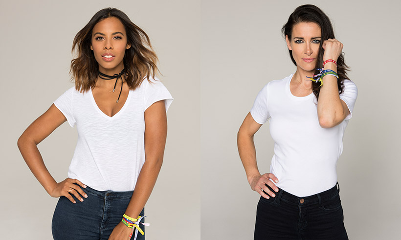 How stars from Rochelle Humes to Kirsty Gallacher are supporting Team GB