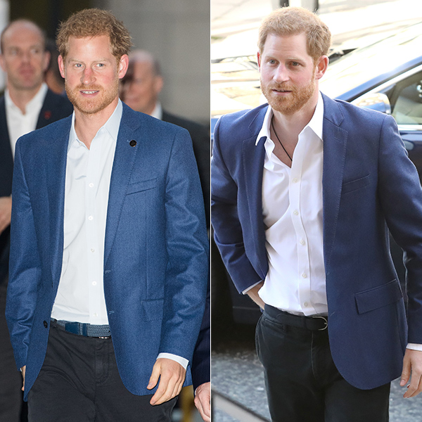 Prince Harry's Half-stone Weight Loss Revealed Ahead Of