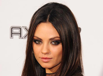 How to do smokey eyes like the 'sexiest woman alive', Mila Kunis