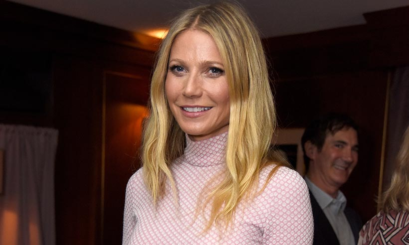 Gwyneth Paltrow reveals daughter Apple bought her a handy beauty gift