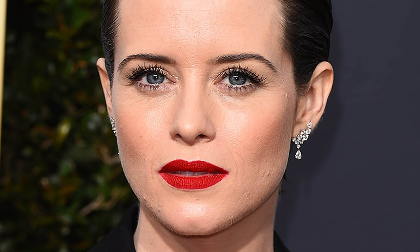 Claire Foy S Make Up On The Red Carpet At The Golden