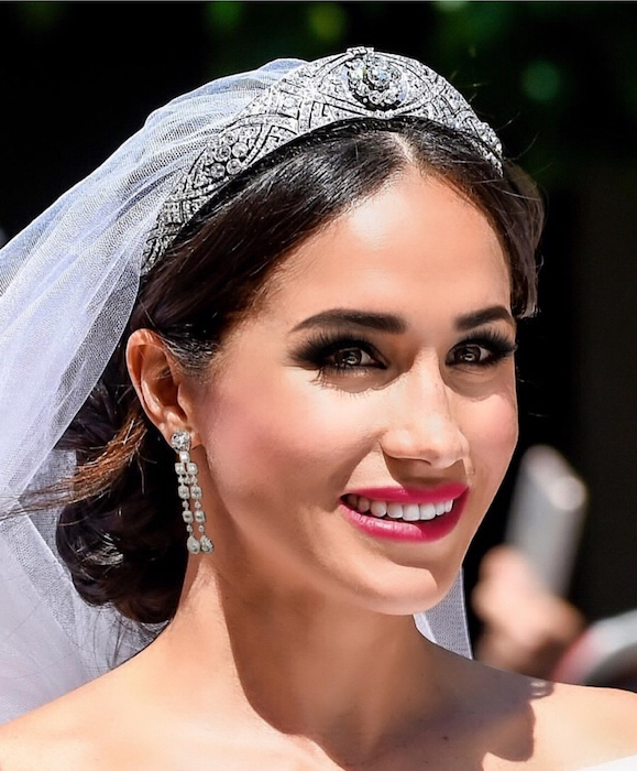 Makeup Ideas For Wedding Day: Someone Has Recreated Meghan Markle's Wedding Day Makeup