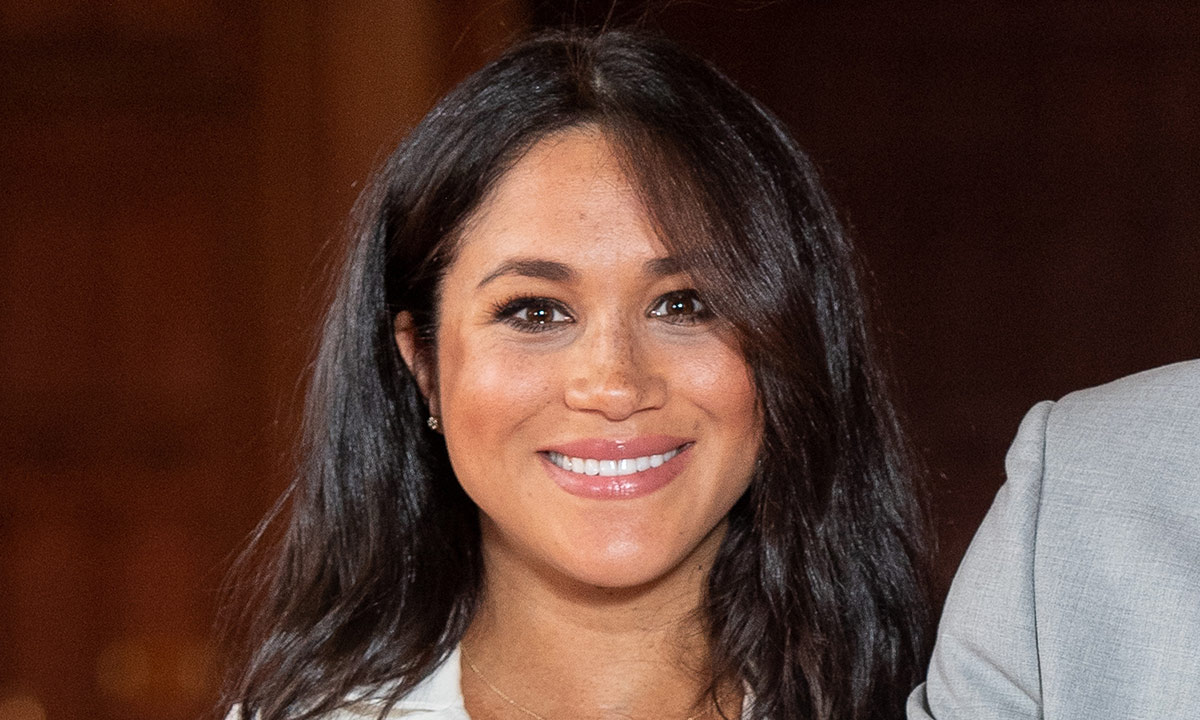 A Closer Look At Meghan Markle S New Mum Beauty Look Her