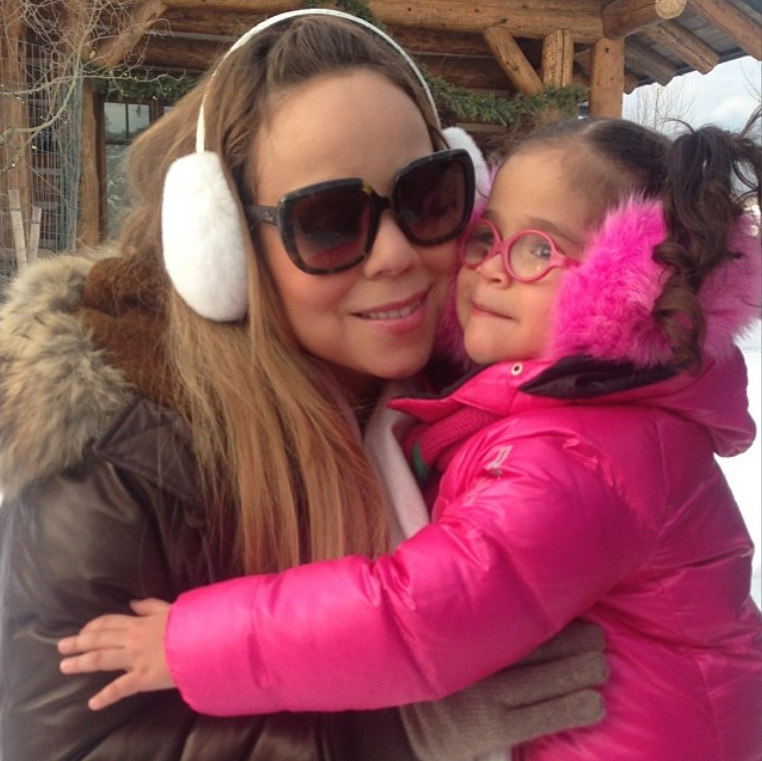 Mariah carey shares christmas photos and says why she won t have