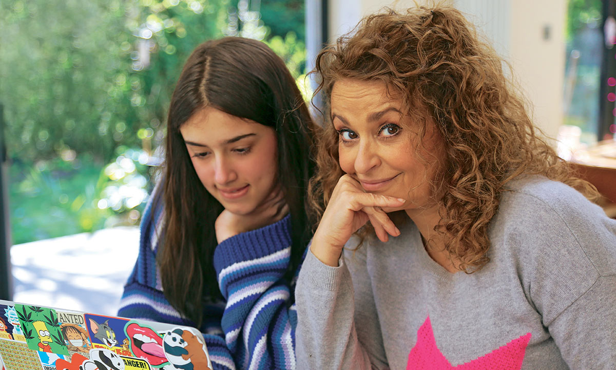 Nadia Sawalha's top tips for home-schooling children and ...