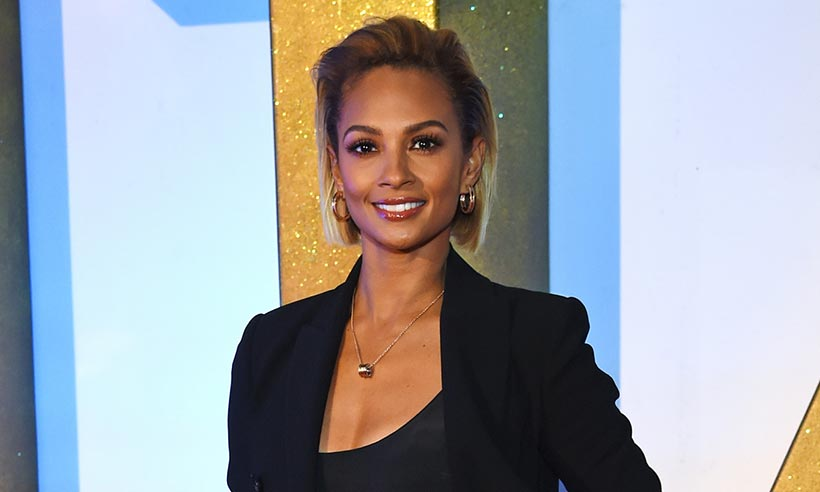 Alesha Dixon shares her tricks for radiant skin