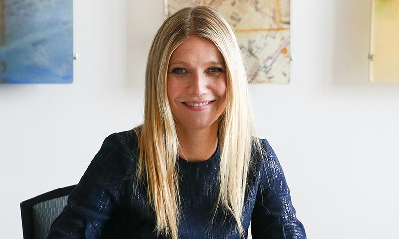 Gwyneth Paltrow's new skincare range has launched