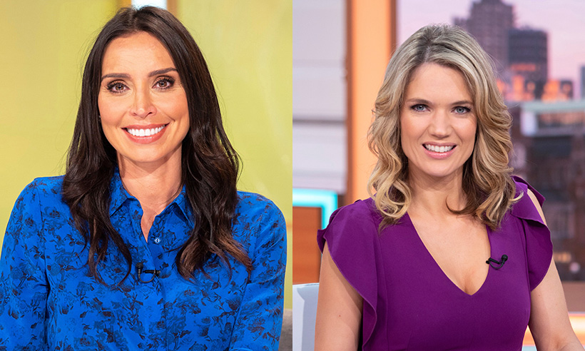 The beauty product that keeps Christine Lampard AND Charlotte Hawkins' skin looking so fresh in the mornings