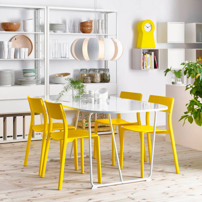 Ikea-colour-pop-dining-room