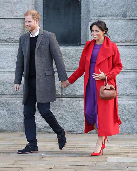 Prince Harry And Meghan Markle's Moving Date Revealed