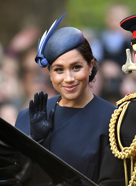 meghan-markle-at-trooping-the-colour-2019