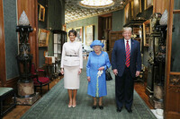 queen-and-trump-at-windsor