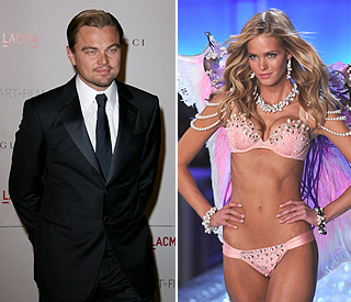 Who are victoria secret models dating