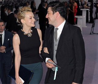 Loved-up Carey Mulligan steps out with new husband