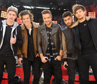 One direction cant wait to meet lucky fan in mia latest one direction cant wait to meet lucky m4hsunfo