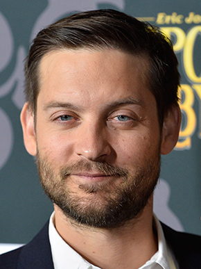 Tobey Maguire. Biography, news, photos and videos Tobey Maguire
