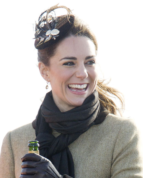 The Duchess Of Cambridge Is Becoming A Style Icon Known
