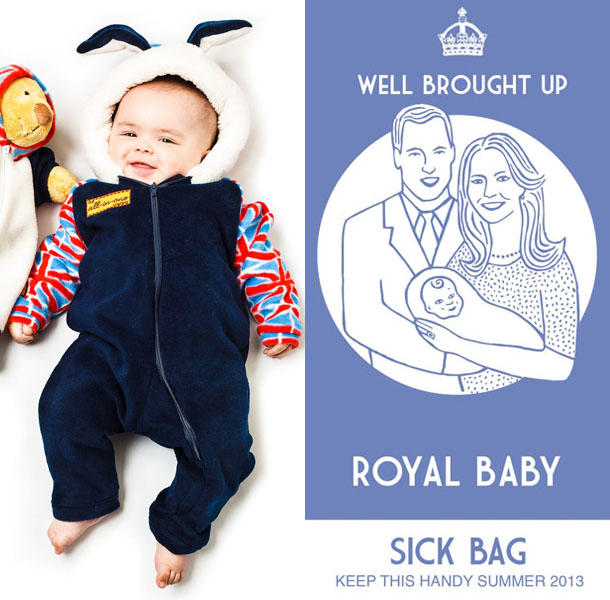 Royal Baby Memorabilia: The Weird And Wonderful Selection
