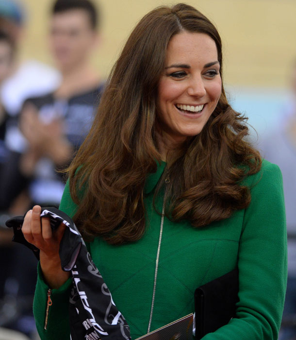 Royal Visit: Prince William And Kate Middleton Opened A