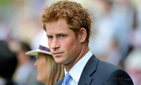 Prince Harry celebrates Guy Pelly's bachelor party following split with Cressida Bonas