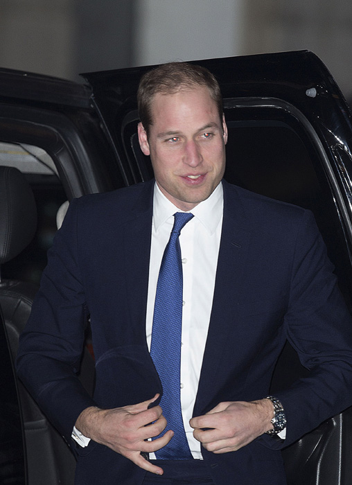 Wedding Gift Calculator New York : Prince William and Kate Middleton arrive in New YorkPhoto 6