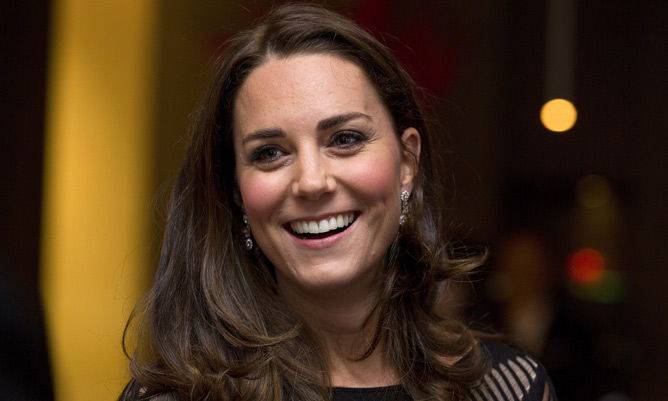 Kensington Palace announces Kate has gone into labour