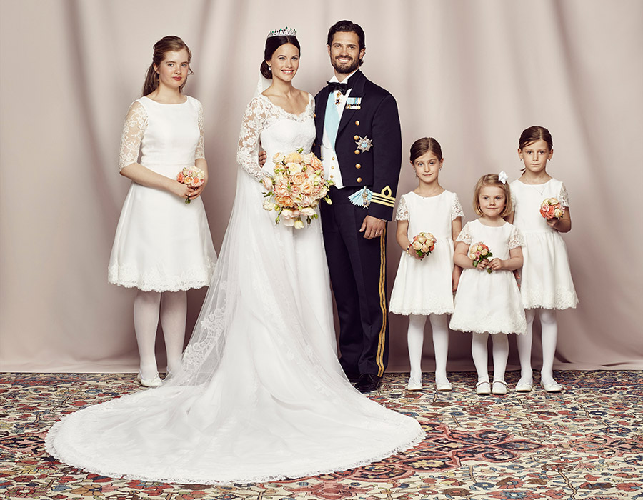 Prince Carl Philip And Princess Sofia Of Sweden S Official Wedding