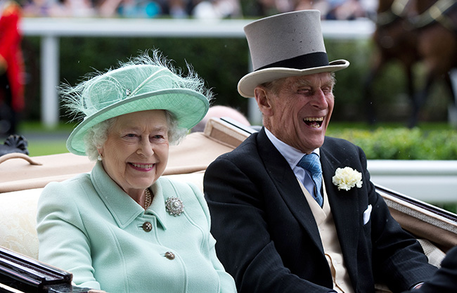 Queen was advised not to marry Prince Philip by courtiers