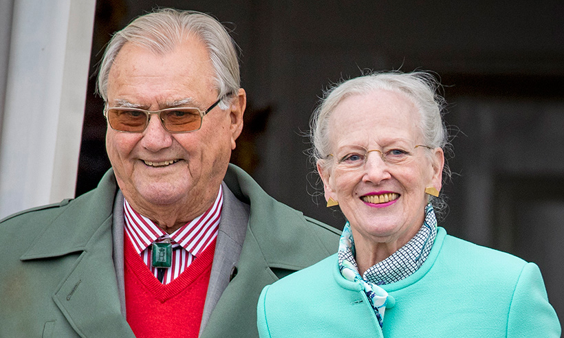Prince Henrik of Denmark, 83, admitted to hospital