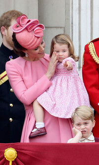 Kate Middleton Princess Charlotte